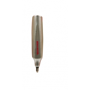 Koh-I-Noor® Battery Operated Eraser: Blister-carded, Stick, Refillable, Battery, (model EB1200), price per each