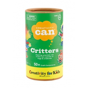 Creativity for Kids® Creativity Can® Critters: 4+, Creativity Kit, (model FC3902), price per each
