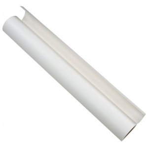 "YUPO® 74 lb. White Synthetic Mixed Media Paper Roll 10-yd x 30"": White/Ivory, Roll, Polypropylene, 30"" x 10 yd, Smooth, 74 lb"