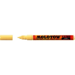 MOLOTOW™ 1.5mm Crossover Tip Acrylic Pump Markers