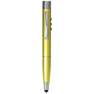 Monteverde® Black Selfie Pen: Green, Ballpoint, (model MV20594), price per each