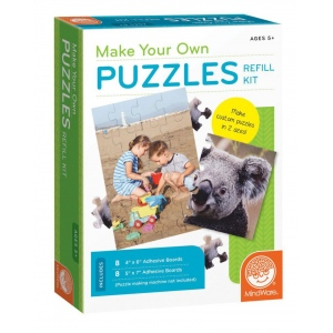Mindware Make Your Own Puzzles Refill Set