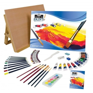 Royal & Langnickel Learn To™ Paint Set