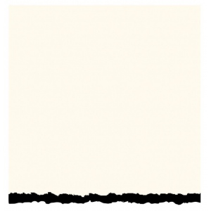 "Strathmore® 3.5 x 4.875 White/Black Deckle Creative Cards: Black/Gray, White/Ivory, Envelope Included, Card, 10 Cards, 3 1/2"" x 4 7/8"", 80 lb, (model ST105-6), price per 10 Cards"