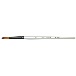 Daler-Rowney Simply Simmons Synthetic Acrylic/Multimedia Brush Round