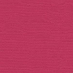 "My Colors Canvas 80 lb. Textured Cardstock Pimento 12 x 12: Pink/Red, Sheet, 25 Sheets, 12"" x 12"", Canvas, 80 lb, (model T051114), price per 25 Sheets"