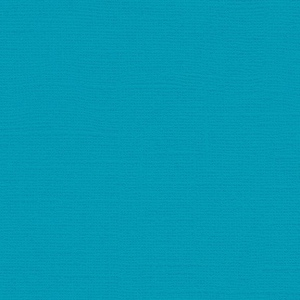 "My Colors Canvas 80 lb. Textured Cardstock Poolside 12 x 12: Blue, Sheet, 25 Sheets, 12"" x 12"", Canvas, 80 lb, (model T057724), price per 25 Sheets"