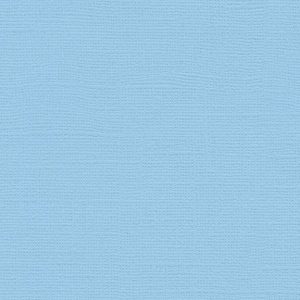 "My Colors Canvas 80 lb. Textured Cardstock Sky 12 x 12: Blue, Sheet, 25 Sheets, 12"" x 12"", Canvas, 80 lb, (model T057727), price per 25 Sheets"