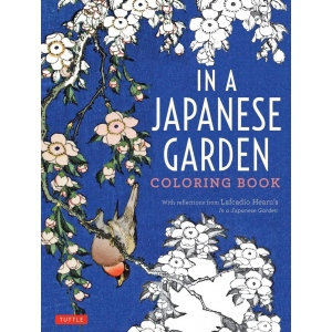 Tuttle In a Japanese Garden Coloring Book: Book, (model T314036), price per each