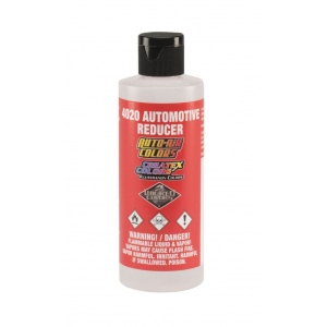 Createx Colors™ Automotive Reducer 4oz: Bottle, 4 oz, Airbrush, (model 4020-04), price per each