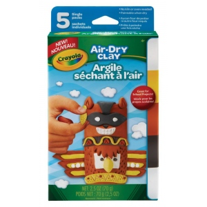 Crayola Air Dry Clay Neutral Pack