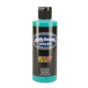 Auto-Air Colors™ Auto-Borne Sealer Green 4 oz.: Green, Bottle, 4 oz, Airbrush, (model 6010-04), price per each
