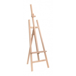 Cappelletto Lyre Easel: Wood, Artist, (model CCL27), price per each