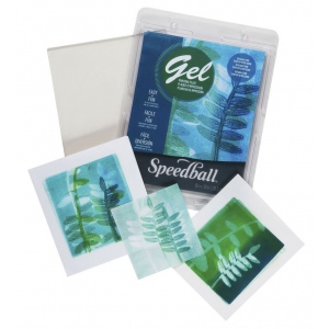 Speedball® GEL PRINTING PLATE - 5 X 5, (model S8000), price per each