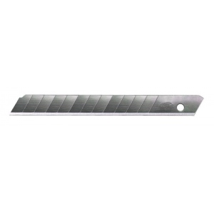 Alvin® Black Carbon Steel Blades 13 pt 10-Pack: 10-Pack, Replacement Blade, (model SNRB90), price per 10-Pack