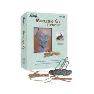 Clay Modeling Kit