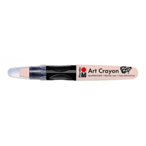 Marabu Art Crayon Flesh: White/Ivory, Stick, Watercolor, (model M01409003029), price per each