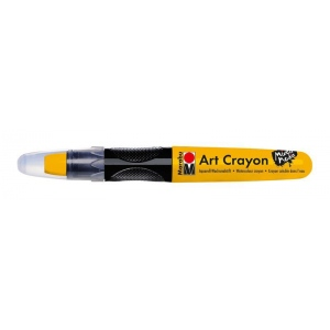 Marabu Art Crayon Gold: Metallic, Stick, Watercolor, (model M01409003084), price per each
