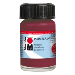 Marabu Porcelain Paint, 15 ml Jar