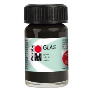 Marabu Glas Paint, 15 ml Jar