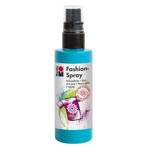 Caribbean 100ml: Blue, Bottle, 100 ml, Fabric, (model M17199050091), price per each