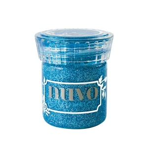 Tonic - Nuvo - Glimmer Paste - Sapphire Blue