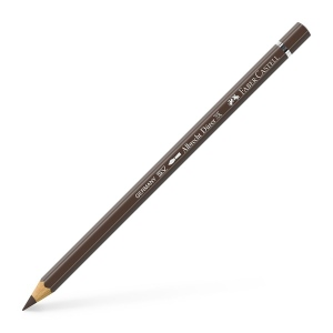 Faber-Castell Albrecht Durer Artists' Watercolour Pencil: Burnt Umber