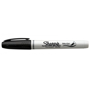 Sharpie Brush Marker Black