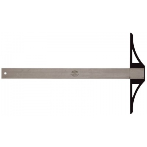 "Alvin® S/S Series 42"" Stainless Steel Professional T-Square: Steel, 42"", T-Square, (model S/S42), price per each"