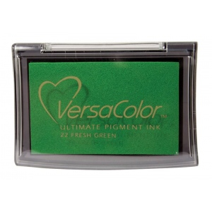 VersaColor Pigment Ink Pad Fresh Green