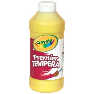 Crayola® Premier Tempera Paints 16oz Bottle