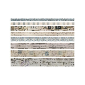 Advantus - Tim Holtz - Ideaology - Design Tape - French