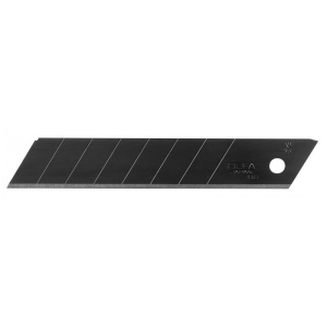 Olfa® Black UltraSharp Snap-Off Blades 18mm 50-Pack: 50, Knife, (model OR-LBB50B), price per each
