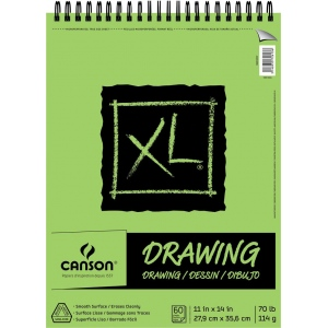 Canson® XL® Drawing Pad (Top Wire)