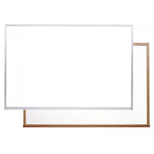 Ghent® Acrylate White Markerboards