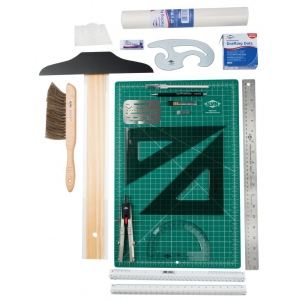 DRAFTING KIT DELUXE, (model DKD-20), price per each
