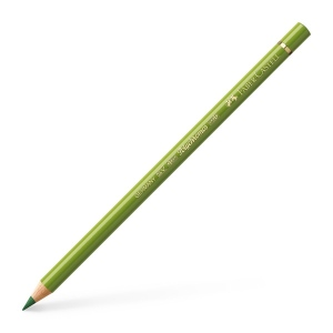 Faber-Castell Polychromos Artist Colour Pencil: Earth Green Yellowish
