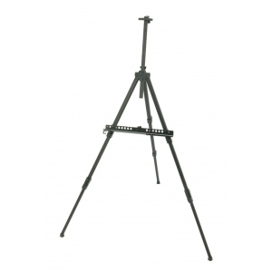 Heritage Arts™ Marquette Classic Black Aluminum Easel: Aluminum, Artist, Display, Tabletop, (model HAE620), price per each