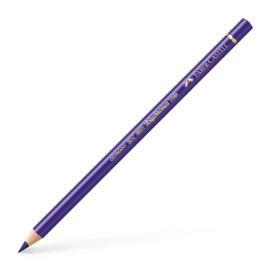 Faber-Castell Polychromos Artist Colour Pencil: Blue Violet