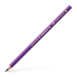 Faber-Castell Polychromos Artist Colour Pencil: Purple Violet