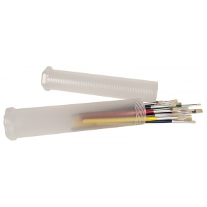 Heritage Arts™ Plastic Telescoping Brush Tube