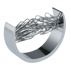 Reeko Bow Shaped Paper Clip Holder