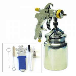 Paasche Siphon Feed HVLP Spray Gun with 2.0mm Head - LXS-20