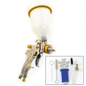 Paasche HVLP Spray Gun with 1.4mm Head - LXG-14