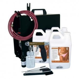 Paasche Quick Application Tanning Kit - DC600T
