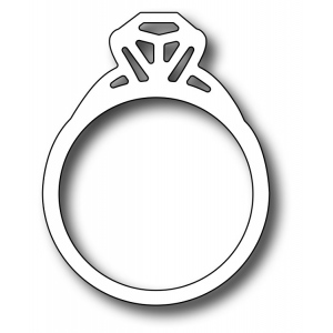 Frantic Stamper Precision Die - Engagement Ring