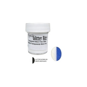 Micro Fine Glitter - Blue Highlight (.5 oz)(8g)