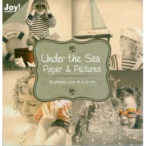 Paper Bloc Under the Sea - Paper & Pictures