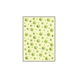 Embossing Folder - Daisies