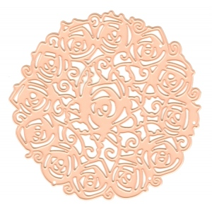 Tessler Crafts  Dies - Rose Doily